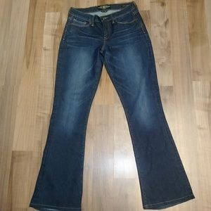 Lucky Brand Sophia Boot-Cut Stretch Jeans